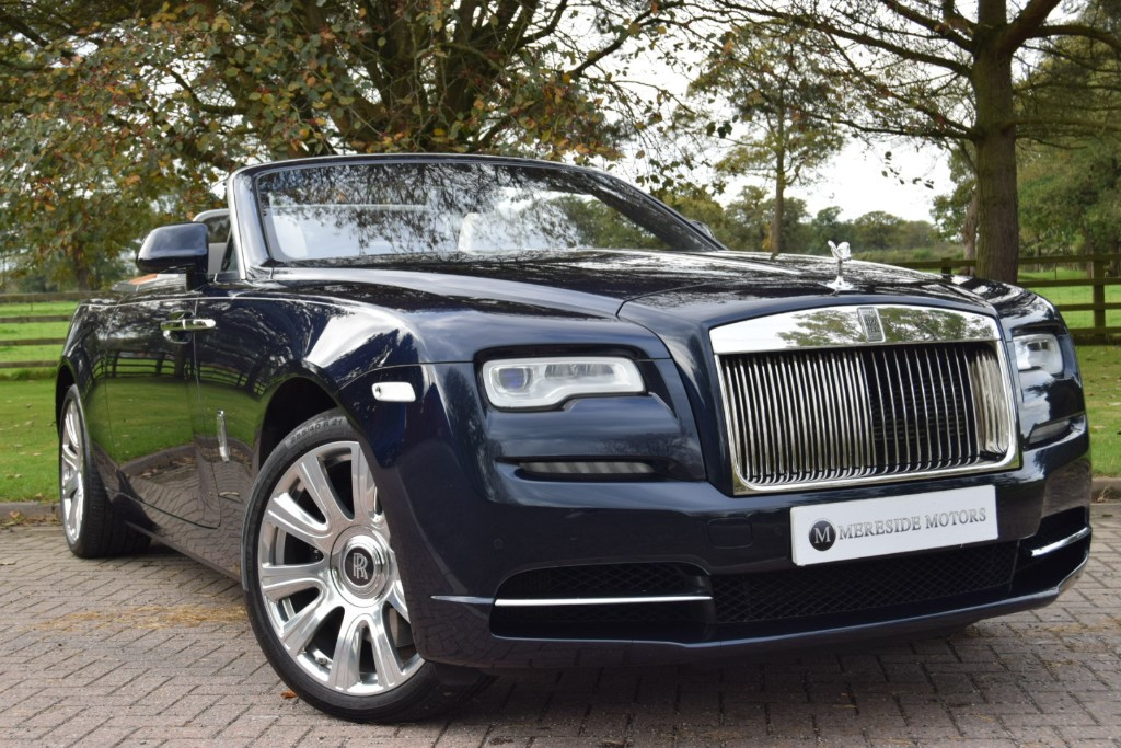 used Rolls-Royce Dawn V12 in knutsford-cheshire