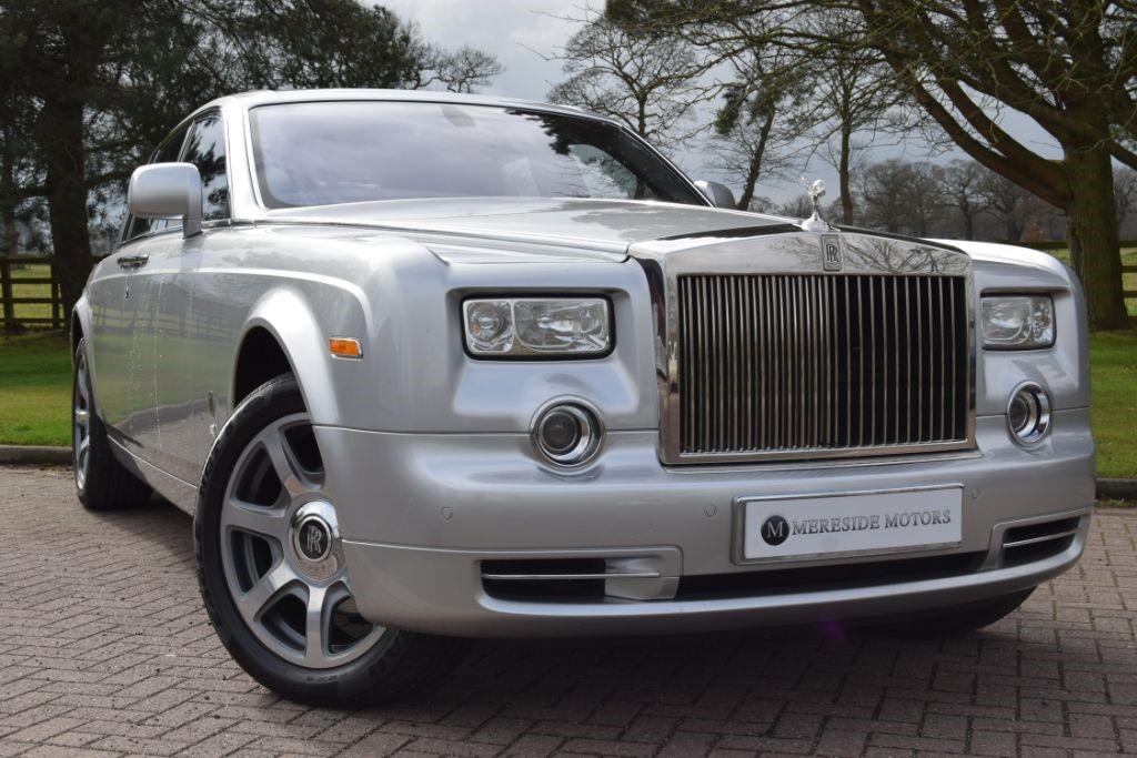 used Rolls-Royce Phantom ROLLS-ROYCE PHANTOM in knutsford-cheshire