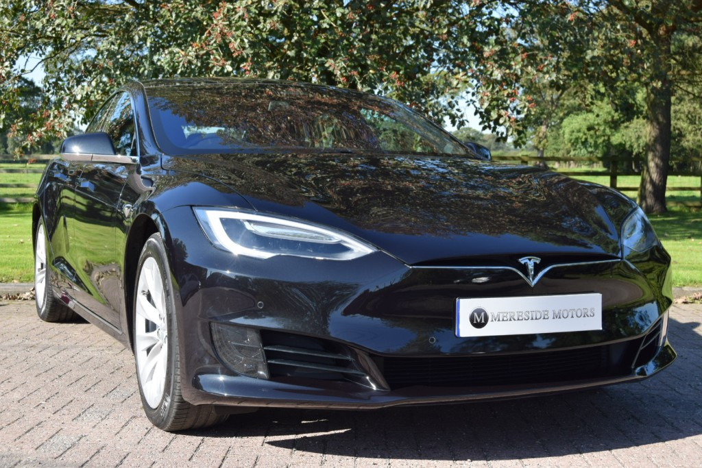 used Tesla Model S 100D in knutsford-cheshire