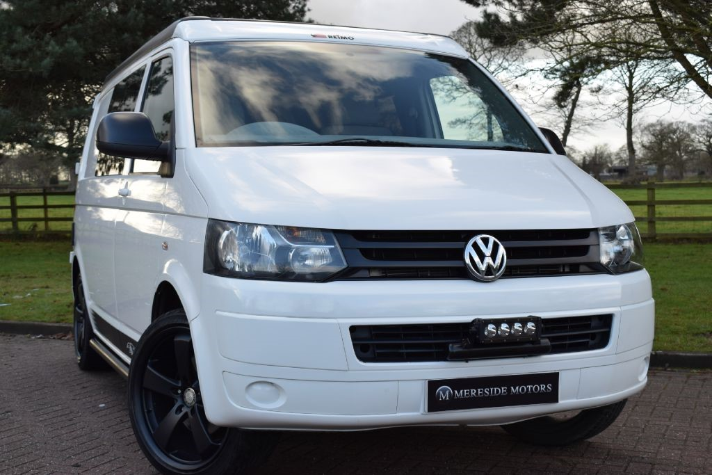 used VW Campervan Rimo Campervan Convertion in knutsford-cheshire