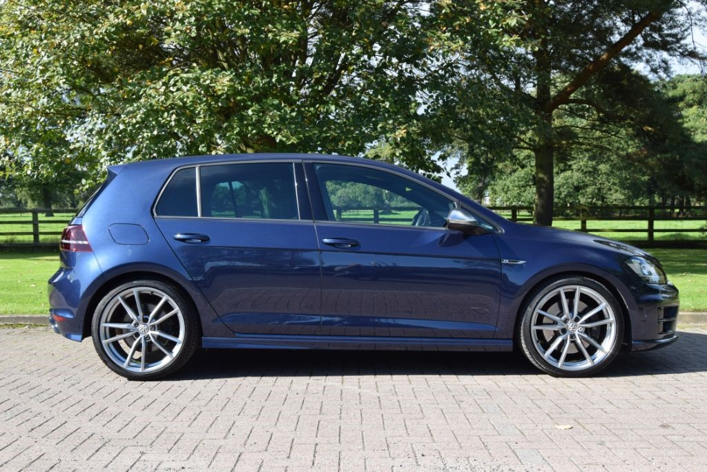 used VW Golf R in knutsford-cheshire