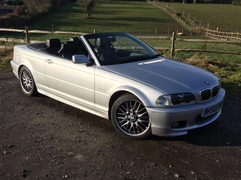 used BMW 325i M Sport  in Warlingham-Surrey