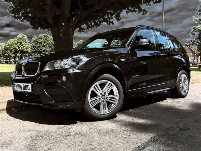 used BMW X3 XDRIVE20D M SPORT in Warlingham-Surrey