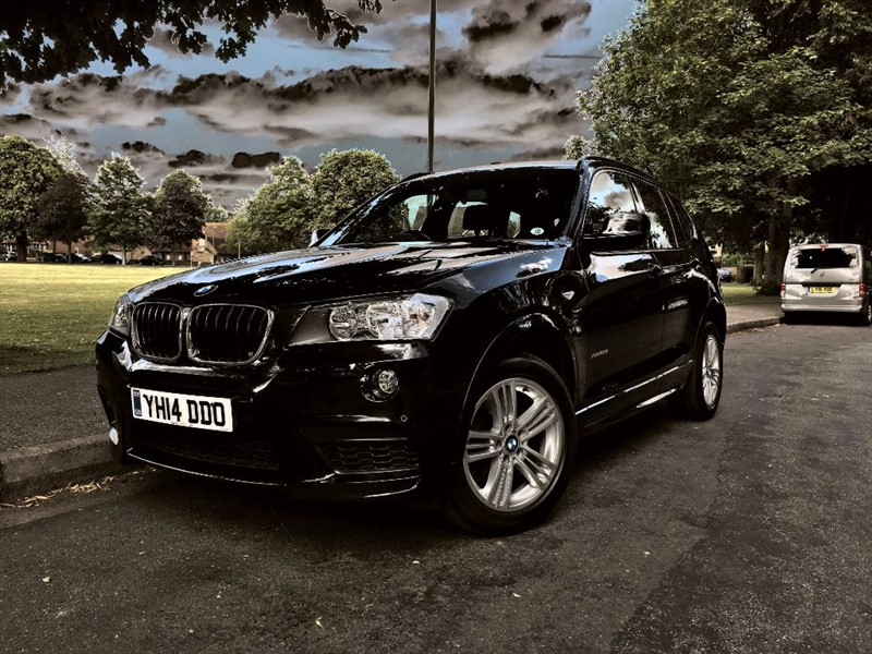 used BMW X3 XDRIVE20D M SPORT in Warlingham-Surrey