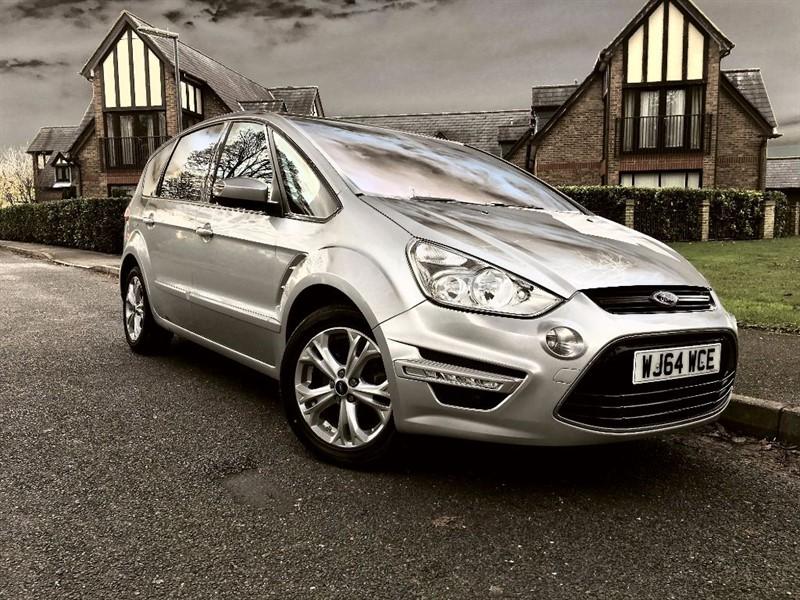 used Ford S-Max TITANIUM TDCI in Warlingham-Surrey