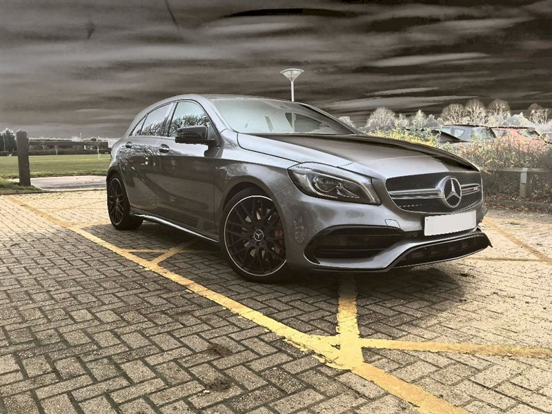 used Mercedes A45 AMG Premium 4Matic DCT in Warlingham-Surrey