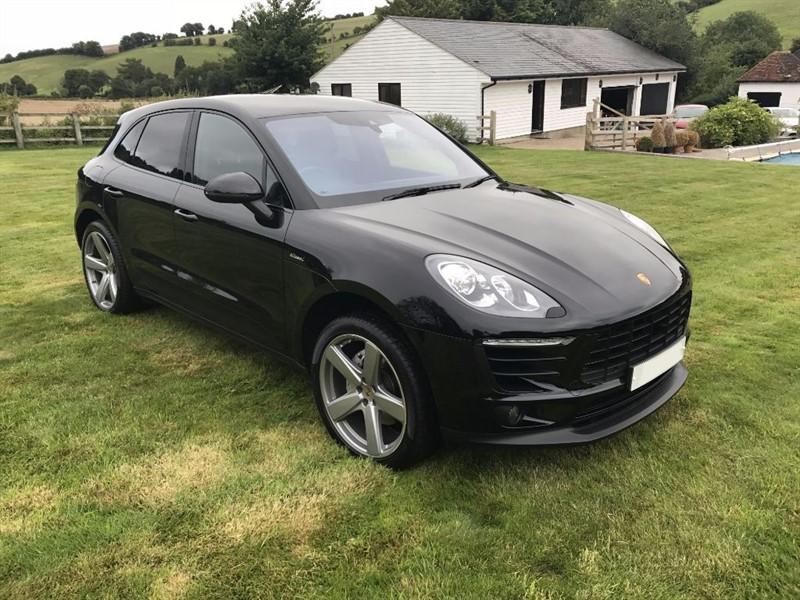 used Porsche Macan D S PDK in Warlingham-Surrey
