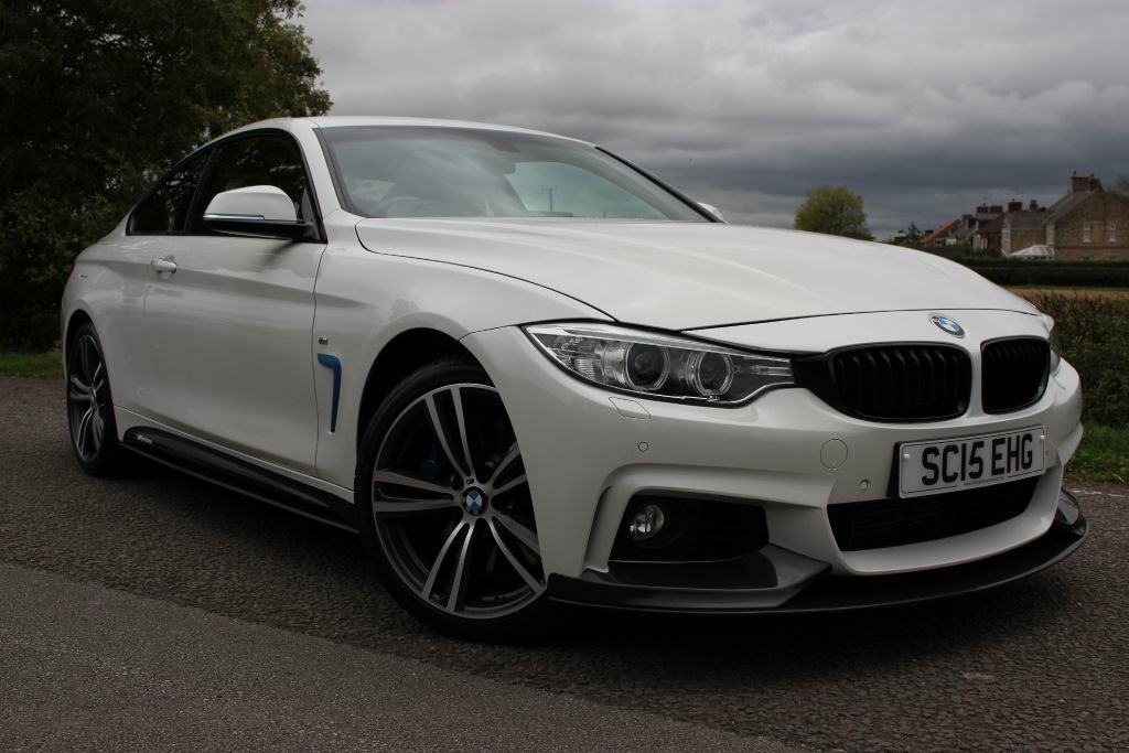 bmw 4 series 435dm sport xdrive m performance for sale sheffield south yorkshire. Black Bedroom Furniture Sets. Home Design Ideas