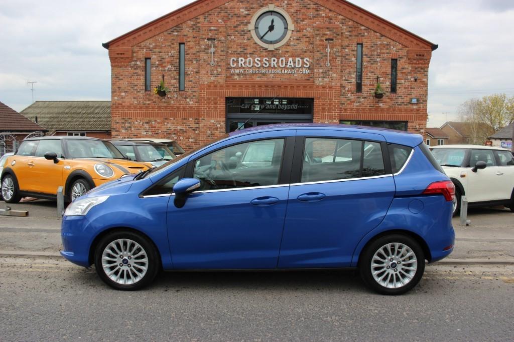 Ford B Maxtitanium Auto For Sale Sheffield South