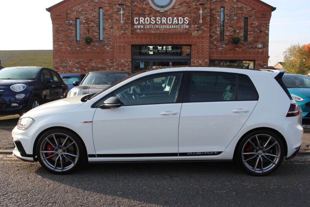 Vw Golfgti Clubsport Edition 40 Dsg For Sale Sheffield