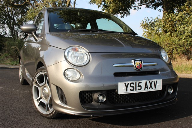 used Abarth 500  in sheffield-south-yorkshire