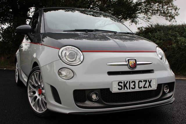 used Abarth 595 Turismo Auto in sheffield-south-yorkshire