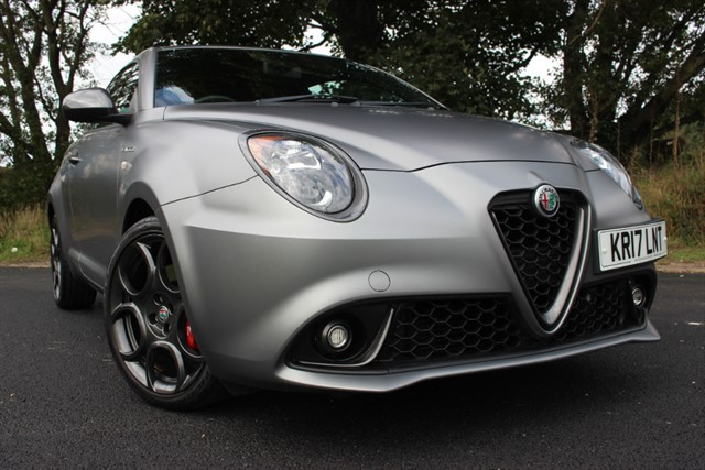 used Alfa Romeo Mito Veloce TB Multiair TCT in sheffield-south-yorkshire