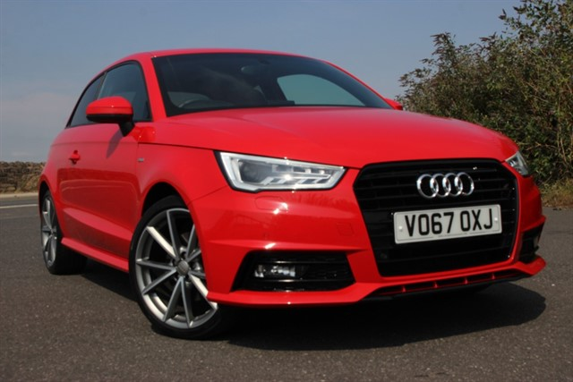 used Audi A1 S Line Black Edition TFSI CoD in sheffield-south-yorkshire