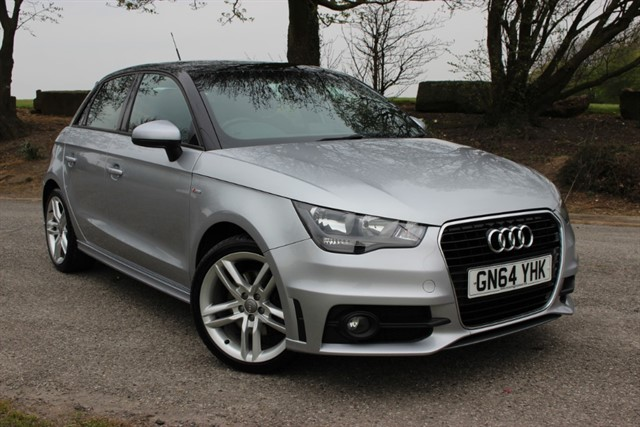 used Audi A1 S Line TFSI Sportback in sheffield-south-yorkshire