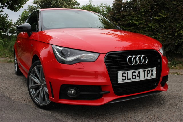 used Audi A1 S Line Style Edition TDI in sheffield-south-yorkshire