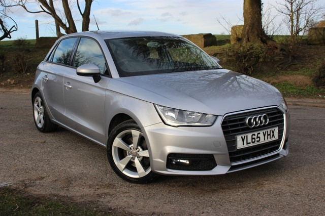 used Audi A1 Sport TFSI Sportback in sheffield-south-yorkshire