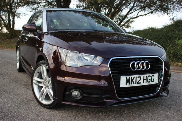 used Audi A1 S Line TFSI Sportback Auto in sheffield-south-yorkshire