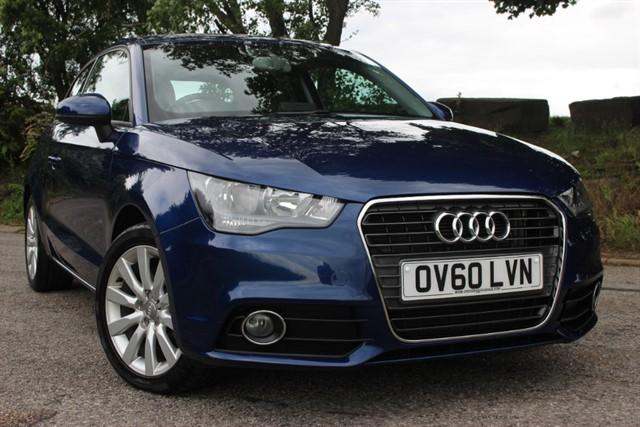used Audi A1 Sport TFSI Auto in sheffield-south-yorkshire