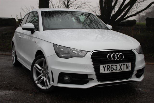 used Audi A1 S Line TFSI CoD in sheffield-south-yorkshire