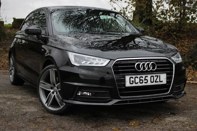 used Audi A1 S Line TDI Auto in sheffield-south-yorkshire