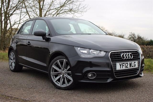 used Audi A1 Sport TDI Sportback in sheffield-south-yorkshire
