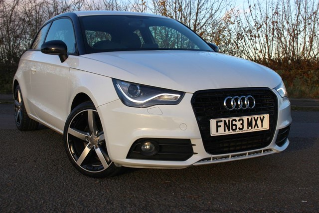 used Audi A1 S Line Amplified Edition TDI in sheffield-south-yorkshire