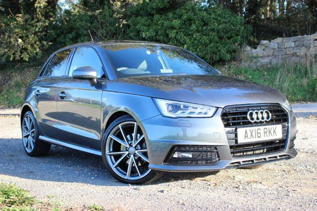 used Audi A1 Sportback TDI S Line Black Edition in sheffield-south-yorkshire
