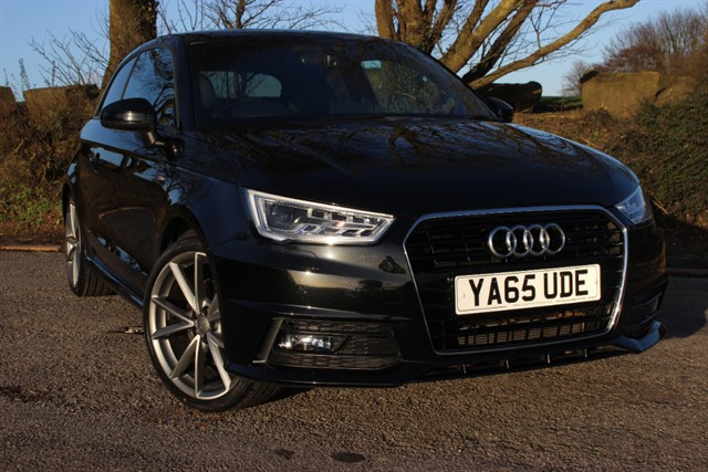 used Audi A1 S Line TFSI Auto in sheffield-south-yorkshire