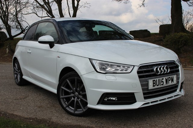 used Audi A1 S Line TFSI CoD Auto in sheffield-south-yorkshire