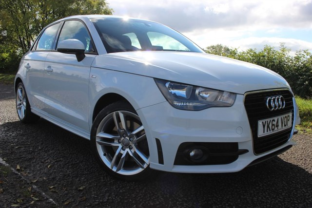 used Audi A1 S Line TFSI 185 Sportback in sheffield-south-yorkshire