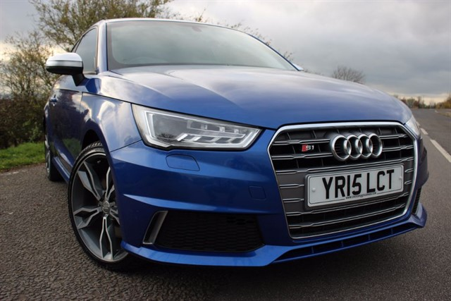 used Audi S1 TFSI Quattro in sheffield-south-yorkshire