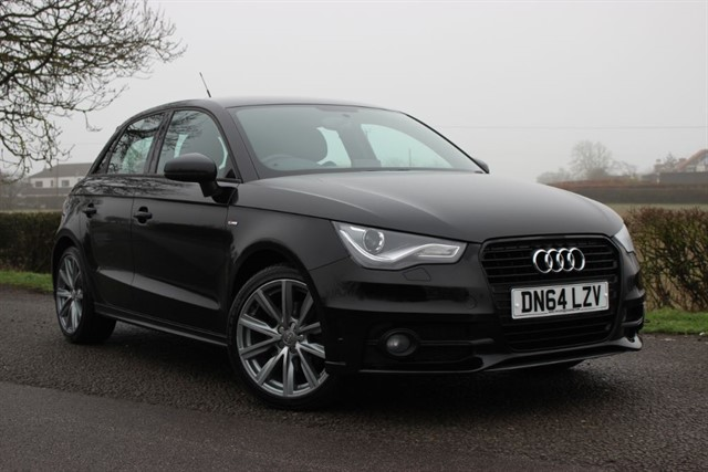 used Audi A1 S Line Style Edition TFSI Sportback in sheffield-south-yorkshire