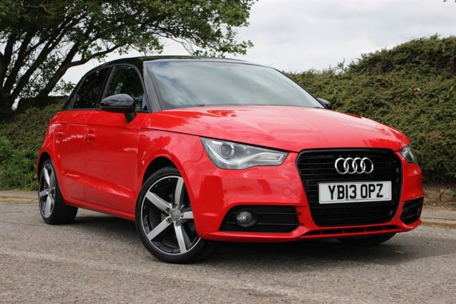 used Audi A1 S Line Amplified Edition TFSI Sportback in sheffield-south-yorkshire