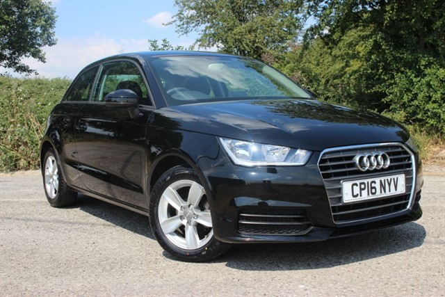 used Audi A1 SE TFSI in sheffield-south-yorkshire