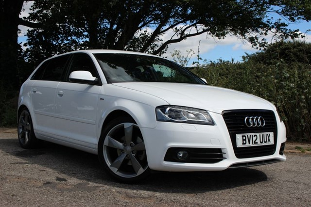 used Audi A3 S Line Black Edition TDI Sportback in sheffield-south-yorkshire
