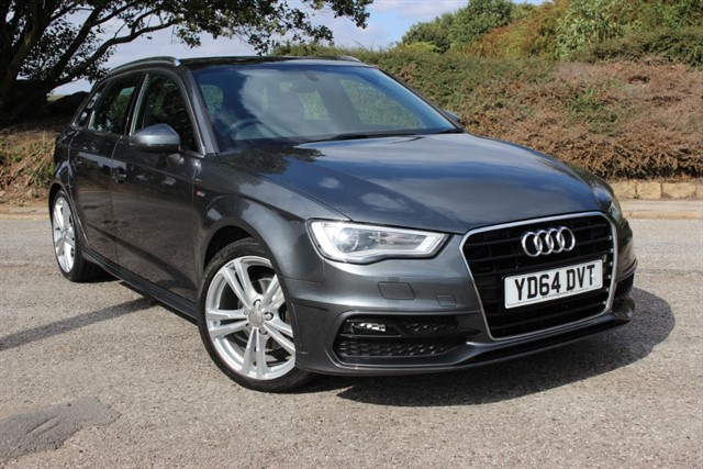 used Audi A3 S Line TDI in sheffield-south-yorkshire