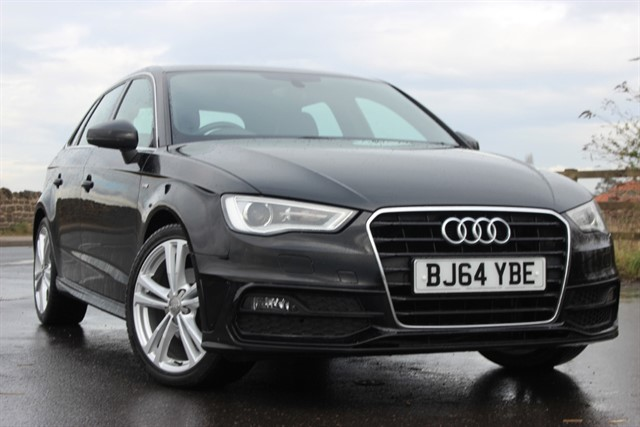 used Audi A3 S Line TFSI CoD in sheffield-south-yorkshire