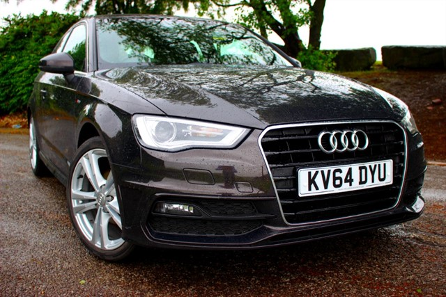 used Audi A3 S Line TFSI CoD Auto in sheffield-south-yorkshire