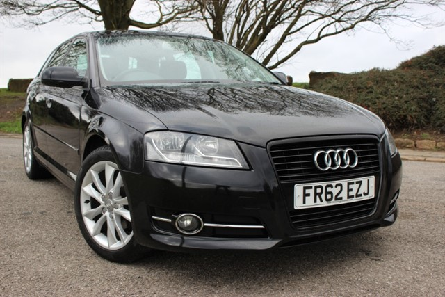 used Audi A3 Sport TDI in sheffield-south-yorkshire
