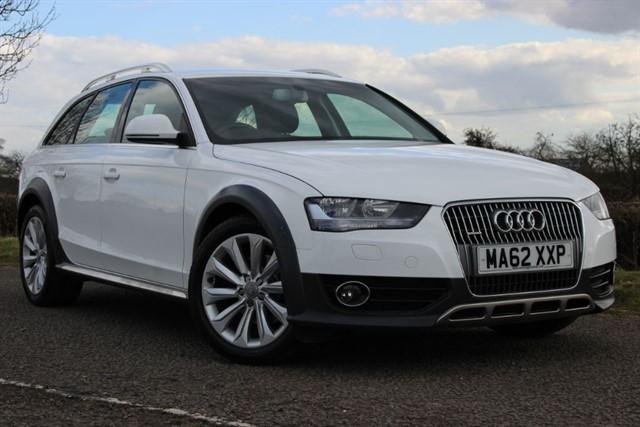 used Audi A4 allroad TDI Quattro in sheffield-south-yorkshire