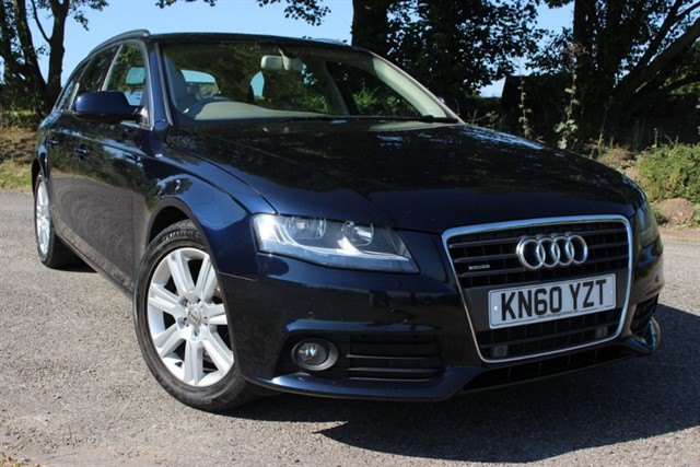 used Audi A4 Avant Technik TDI Quattro in sheffield-south-yorkshire