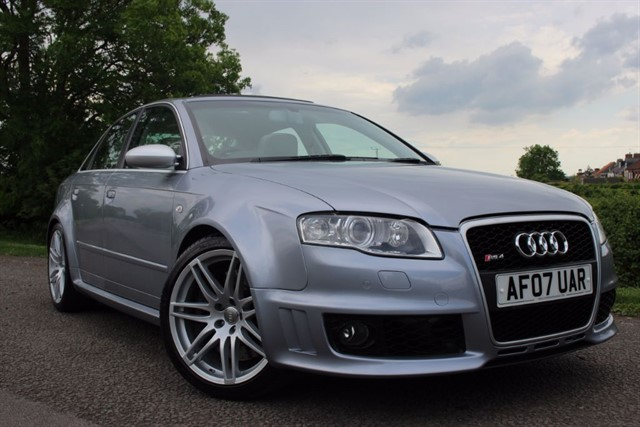 used Audi RS4 V8 Quattro in sheffield-south-yorkshire
