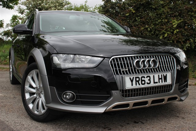 used Audi A4 allroad TDI Quattro Auto in sheffield-south-yorkshire