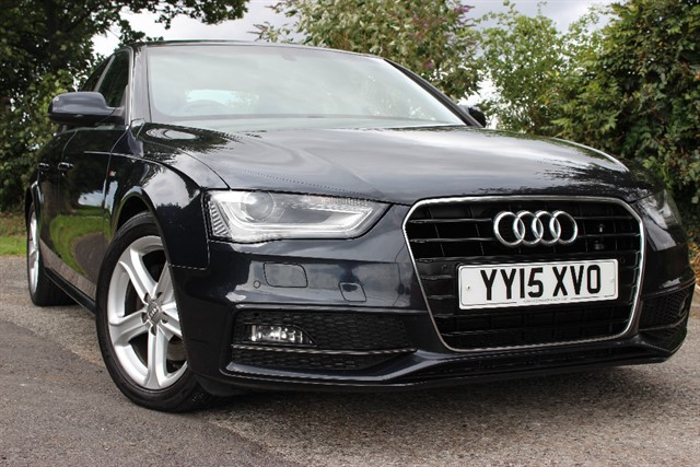 used Audi A4 S Line TDI Ultra in sheffield-south-yorkshire