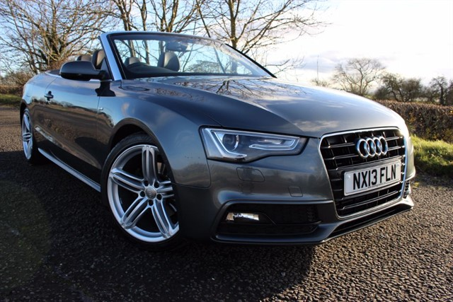 used Audi A5 S Line Special Edition TDI in sheffield-south-yorkshire