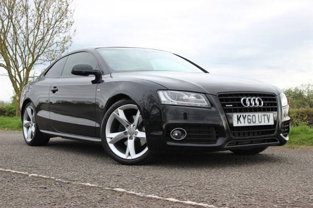 used Audi A5 S Line Special Edition TDI Quattro in sheffield-south-yorkshire
