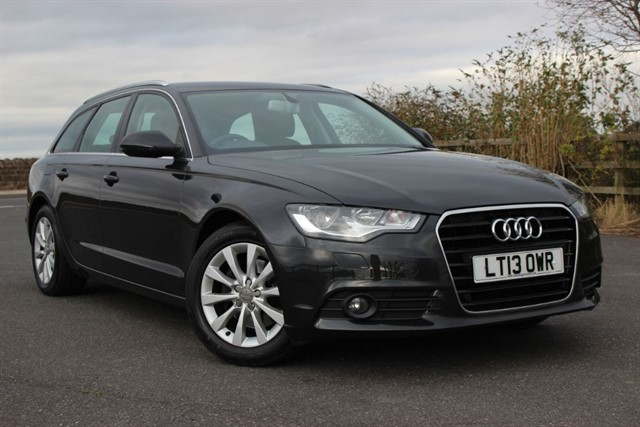 used Audi A6 Avant SE TDI in sheffield-south-yorkshire