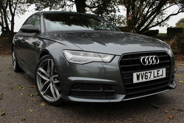 used Audi A6 S Line Black Edition TDI Ultra in sheffield-south-yorkshire
