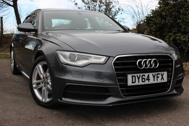 used Audi A6 S Line TDI Ultra in sheffield-south-yorkshire